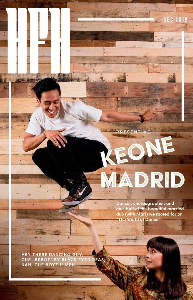 Keone Madrid.