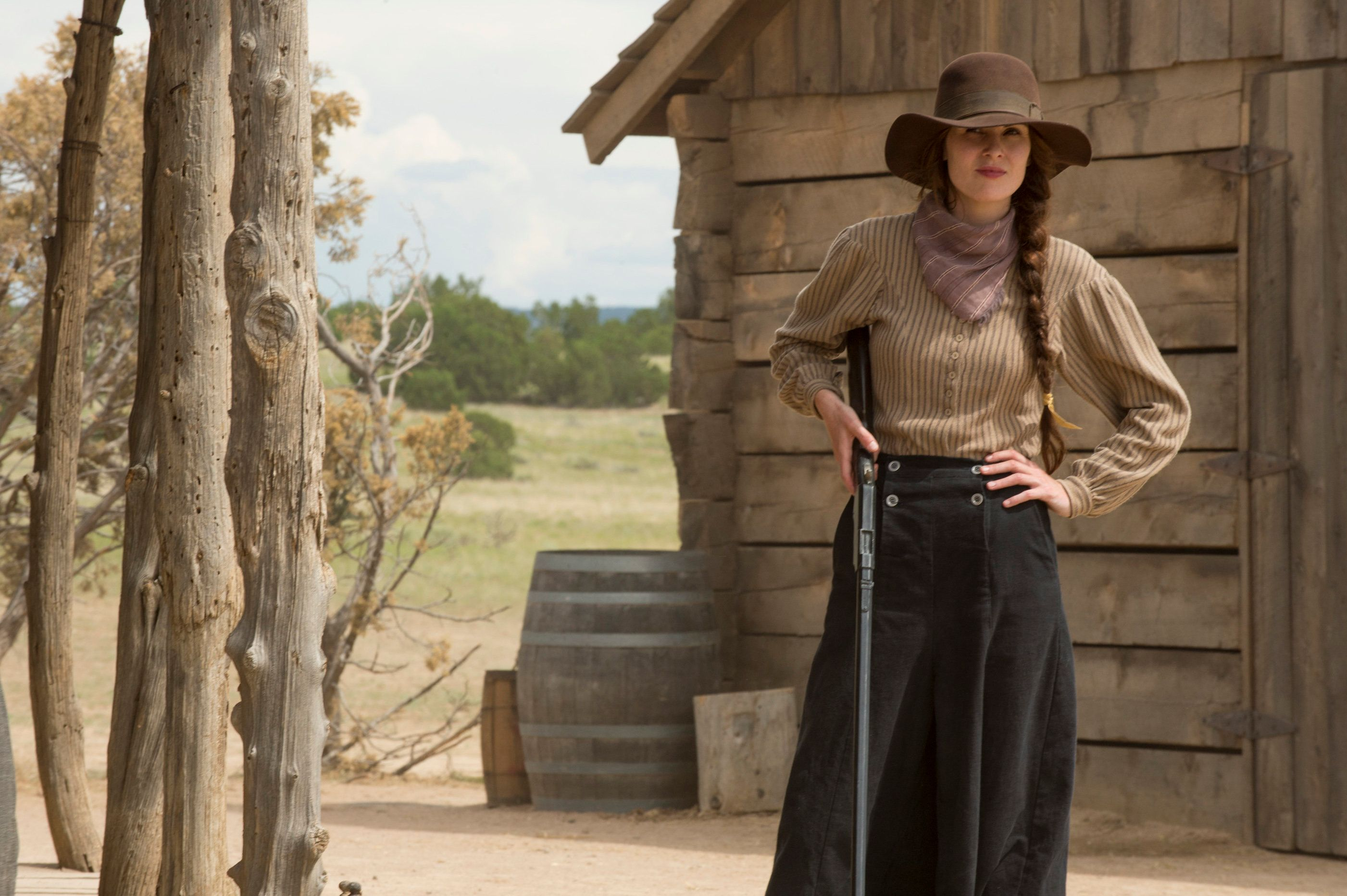'Godless' Is The Western Women Have Been Waiting