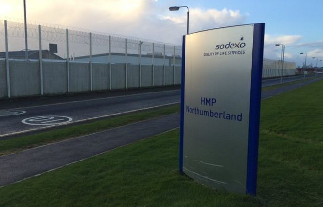 The privatisation of HMP Northumberland has been described as an 'abject
