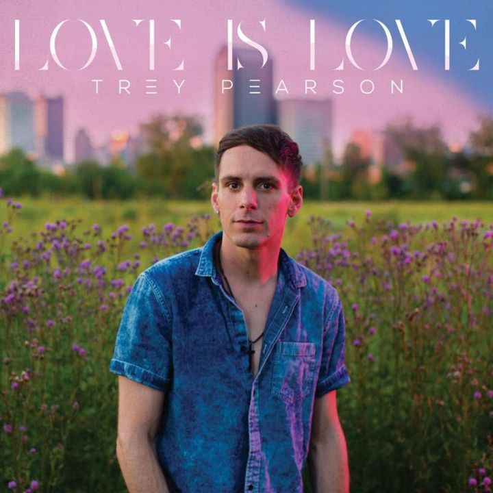 "Pearson's seven-song EP, ""Love Is Love,"" was released Nov. 17."