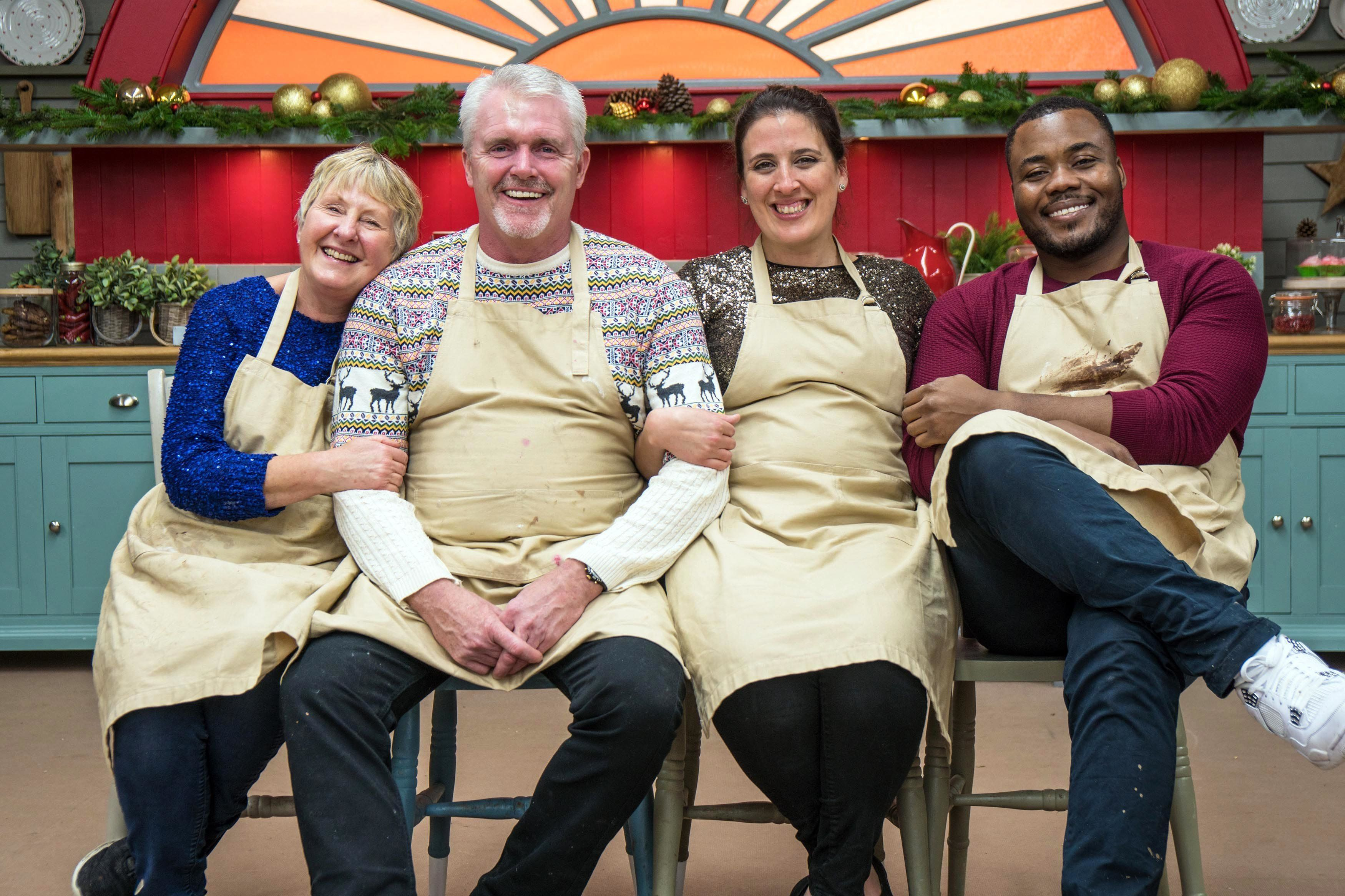 Some Of Your Favourite 'Bake Off' Contestants Are Returning For The Xmas