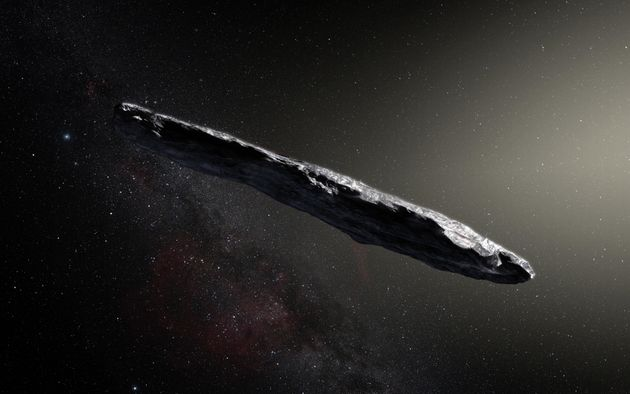 This Bizarre Interstellar Asteroid Is Our First Known Object From Another Solar