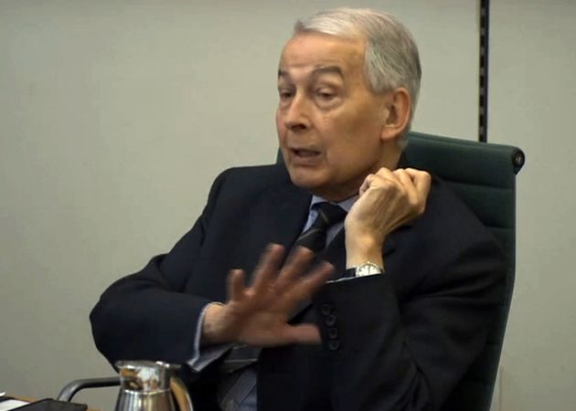 DWP committee chair Frank
