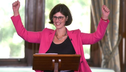 17 From '17: Layla Moran On Her 'Anarchism' And The Demise Of British