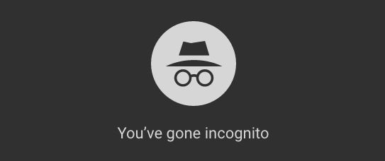 We've Got Some Bad News, Turns Out Google's Incognito Mode Isn't That