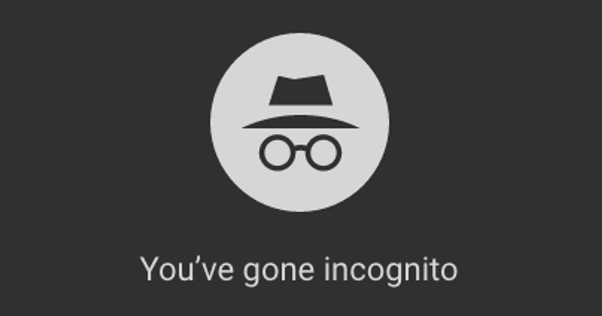 Google Chrome's Incognito Mode Isn't That Incognito