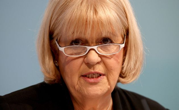 Conservative MP Cheryl Gillan said 72% of civil servants are happy with their working