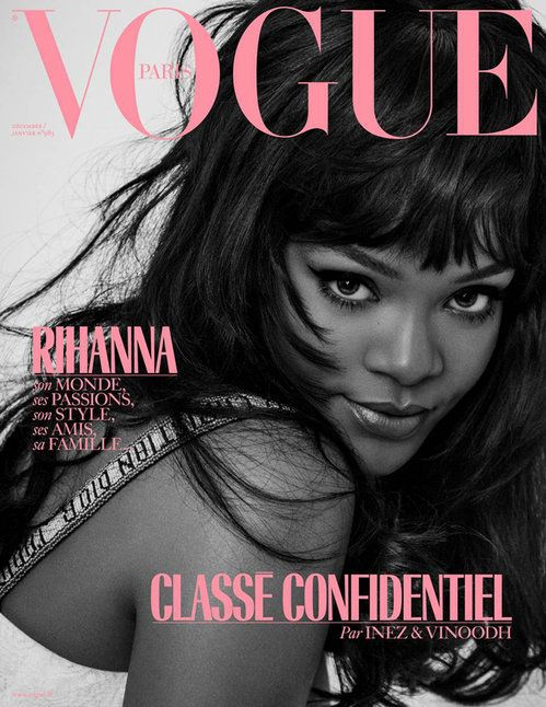 Rihanna Is A Triple Threat On Three Different Covers Of