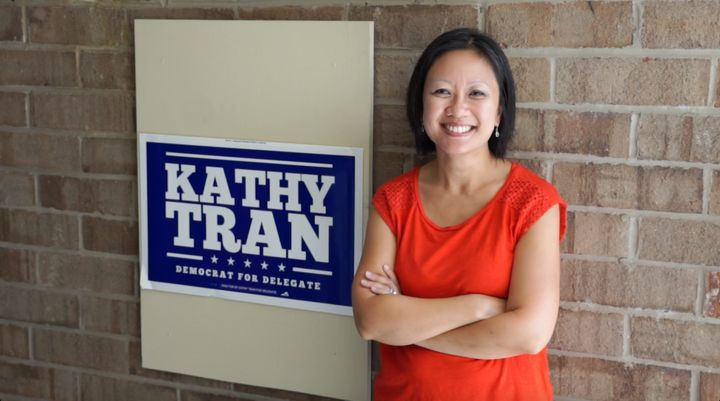 Emerge alum and Delegate-elect Kathy Tran