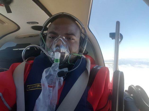 I'm The First African To Fly Around The World