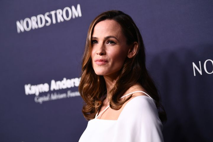 Jennifer Garner is looking forward to changes that might come from the increased discussion about sexual harassment and assau