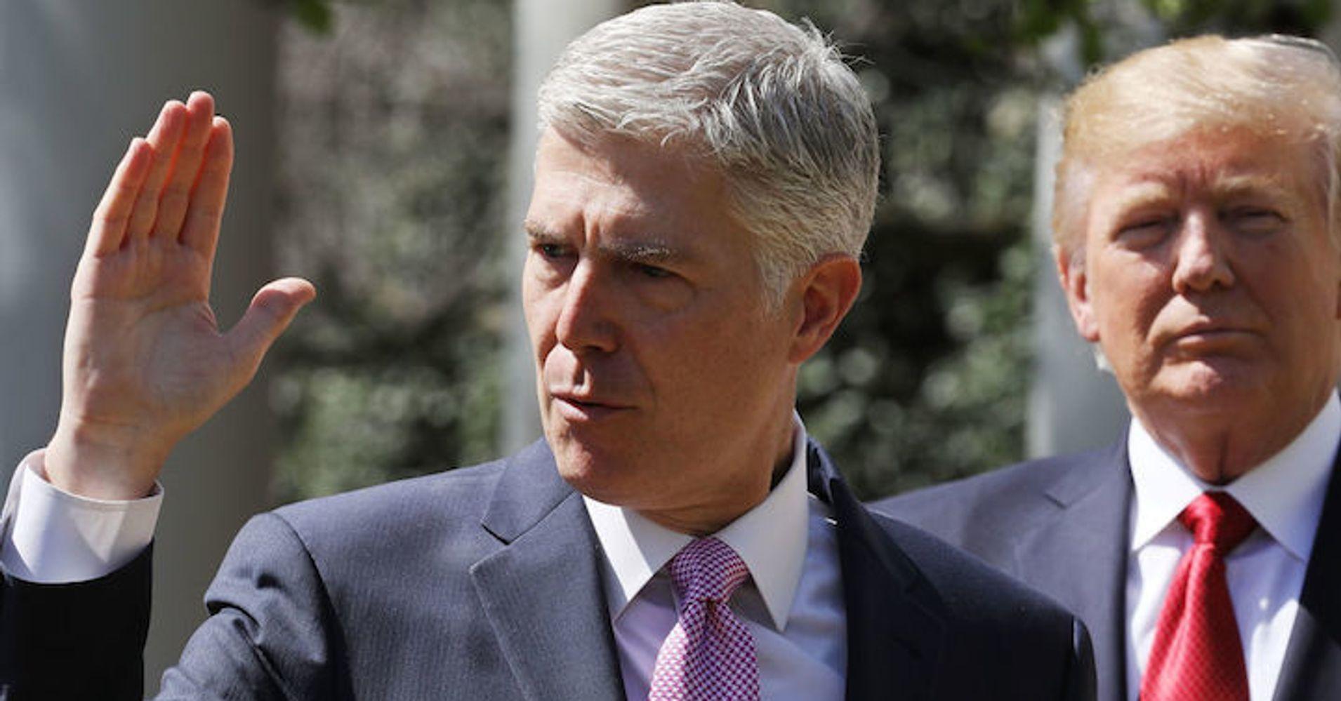 Tax Returns Identify Dark Money Organization As Source of GOP Supreme Court Attacks