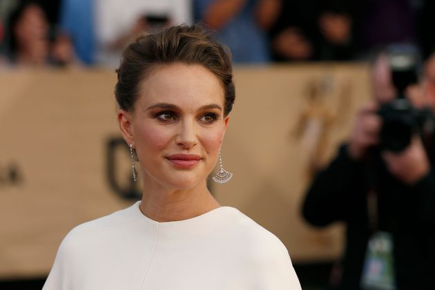 Actress Natalie Portman, seen at the Screen Actors Guild Awards in January, has shared her own experiences...