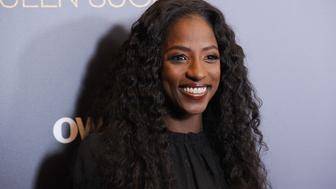WEST HOLLYWOOD, CA - NOVEMBER 07:  Actress Rutina Wesley attends a taping of 'Queen Sugar After-Show' at OWN on November 7, 2017 in West Hollywood, California.  (Photo by Jason LaVeris/FilmMagic)