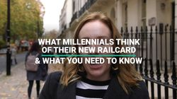 What Millennials Think About Their New Railcard And Everything You Need To