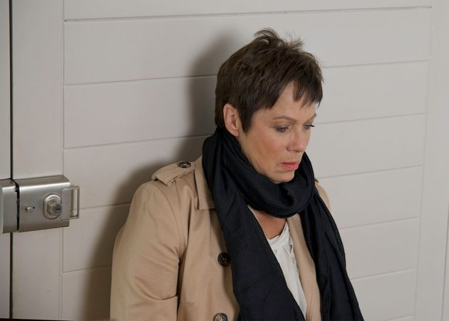 Denise Welch stars in 'Black Eyed