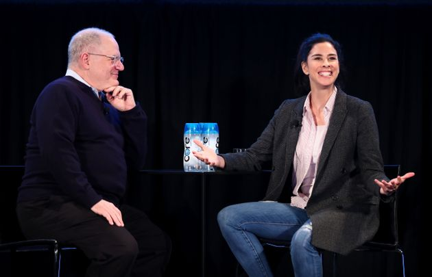 Sarah Silverman 'Fell In Love' With Trump Voters While