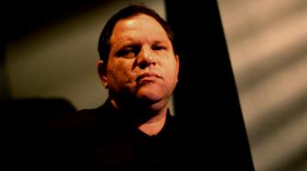 Miramax co-chmn. Harvey Weinstein.  (Photo by Ted Thai/The LIFE Images Collection/Getty Images)