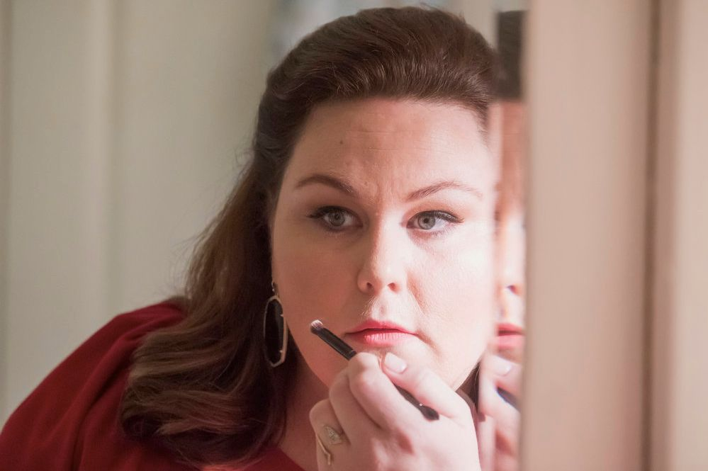 "Chrissy Metz in ""This Is Us."""