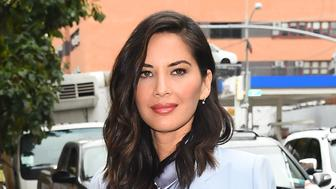 NEW YORK, NY - SEPTEMBER 19:  Actress Olivia Munn is seen outside 'The Daily Show' on September 19, 2017 in New York City.  (Photo by Raymond Hall/GC Images)