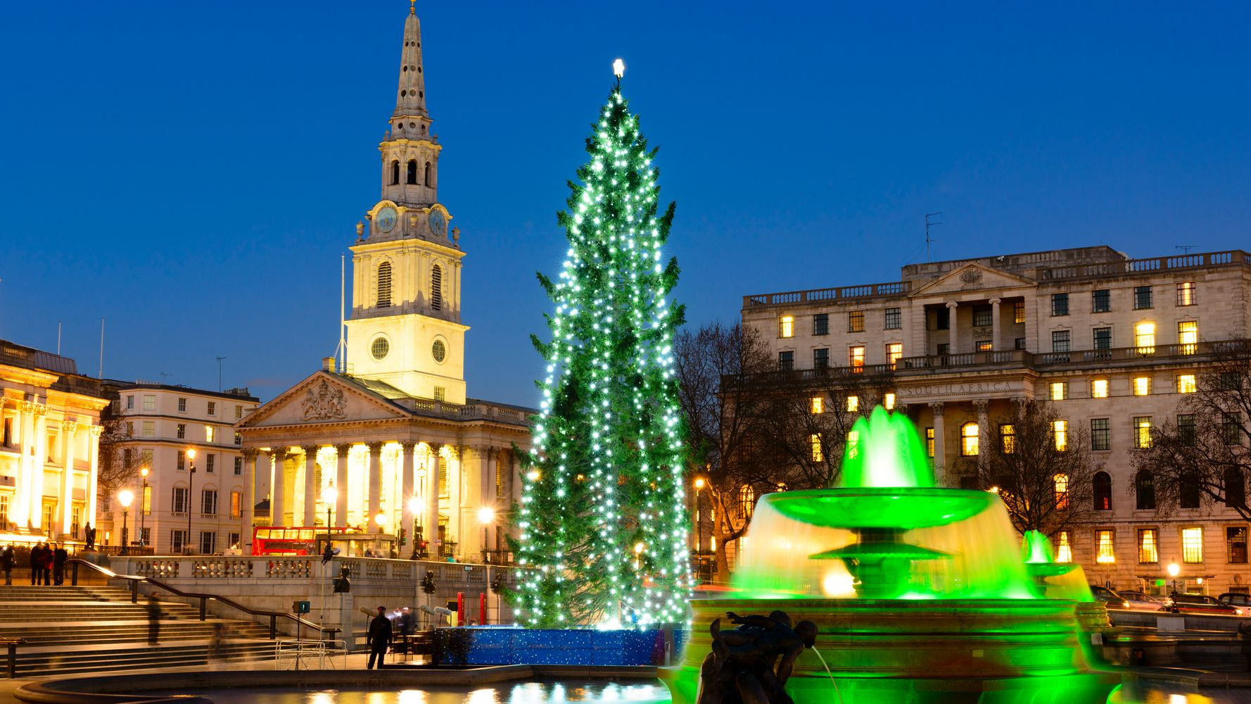 Londons Christmas Tree In Trafalgar Square Is Donated Each Year By Which Country.The Biggest And Best Christmas Trees Around The Uk