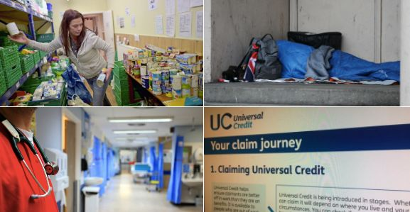 Universal Credit Failings Exposed By 'Mountain Of Evidence' Sent To Parliamentary