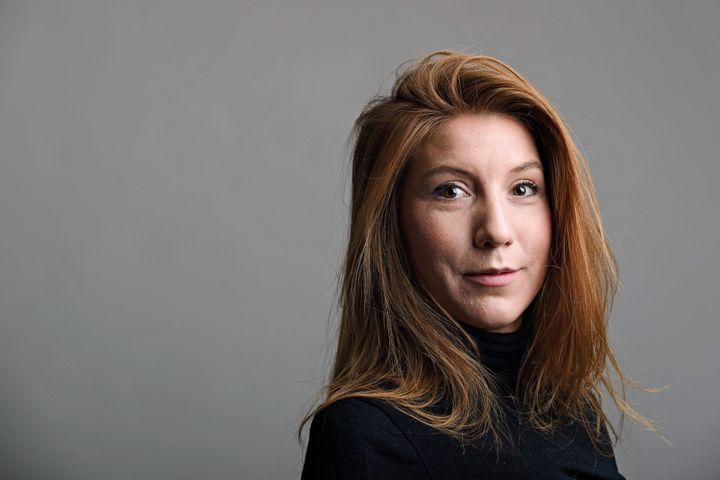 Journalist Kim Wall was killed after boarding a submarine in August