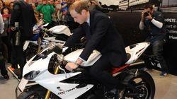 Having Children Made Duke Of Cambridge Leave Motorbikes In