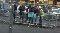'Human Remains' Dug Up In Stalybridge Aldi Car