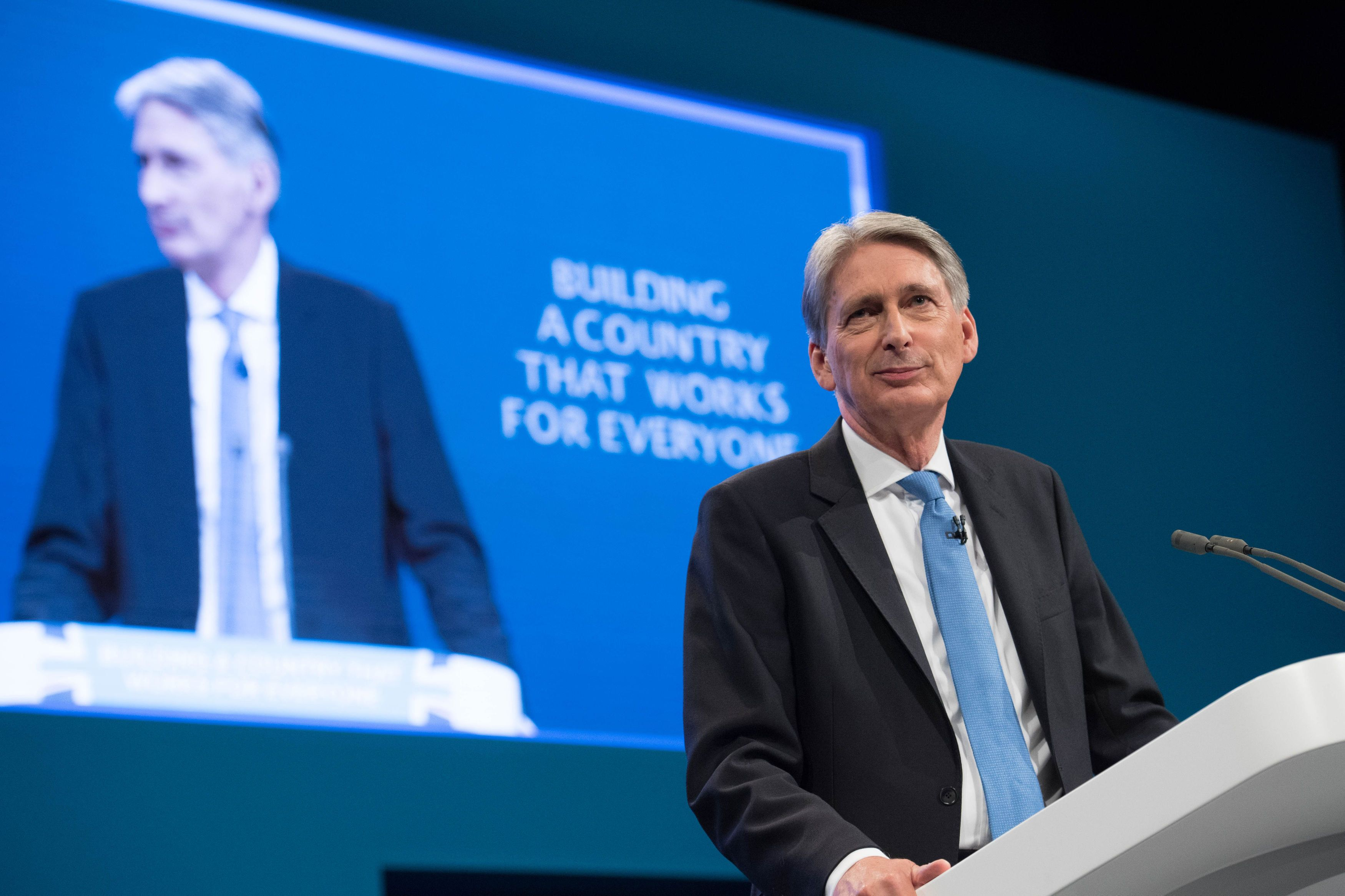 Budget 2017: What the Chancellor WON'T