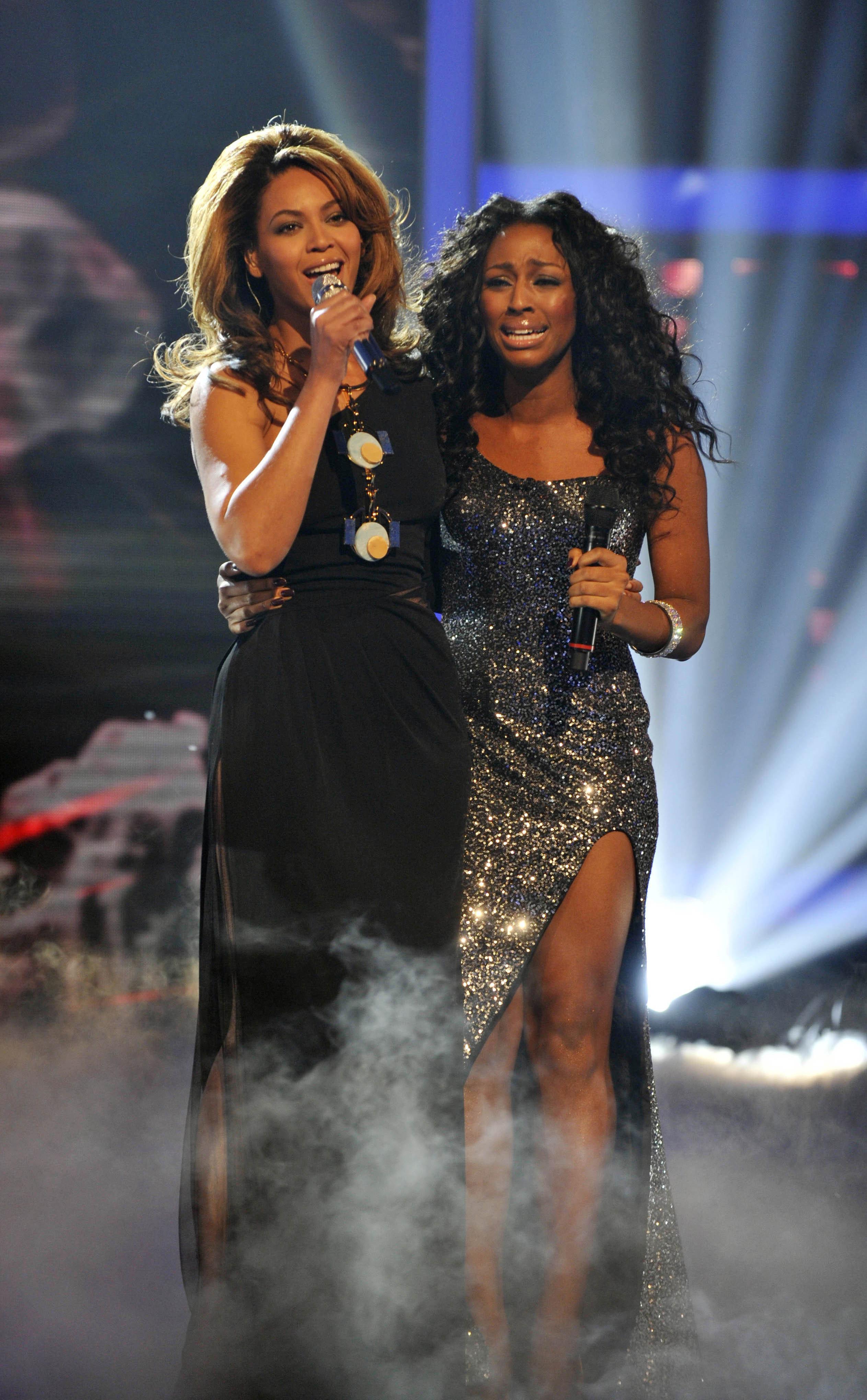 Alexandra Burke Is Utilising Beyoncé Again On This Week's 'Strictly Come Dancing'