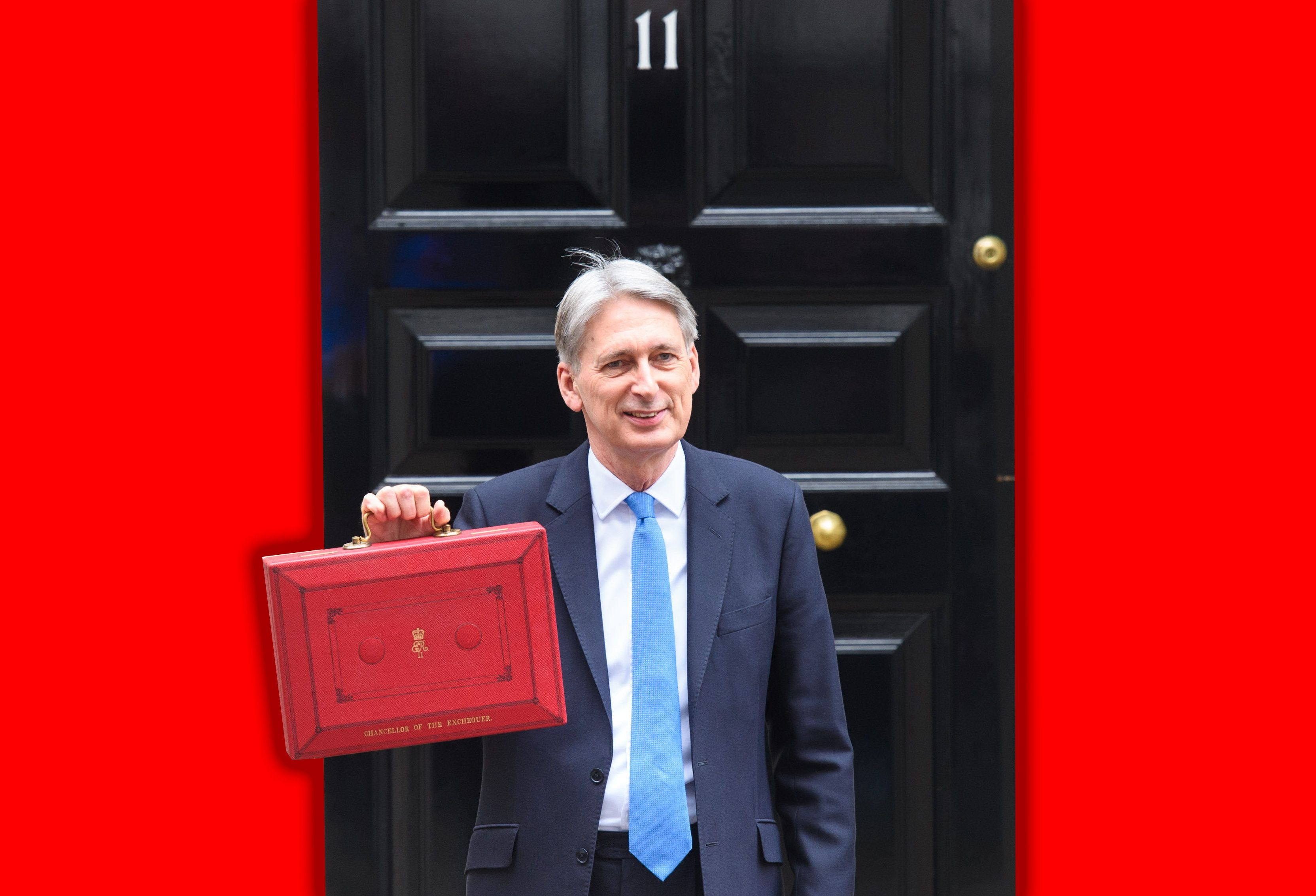 Philip Hammond's Make-Or-Break Budget - HuffPost
