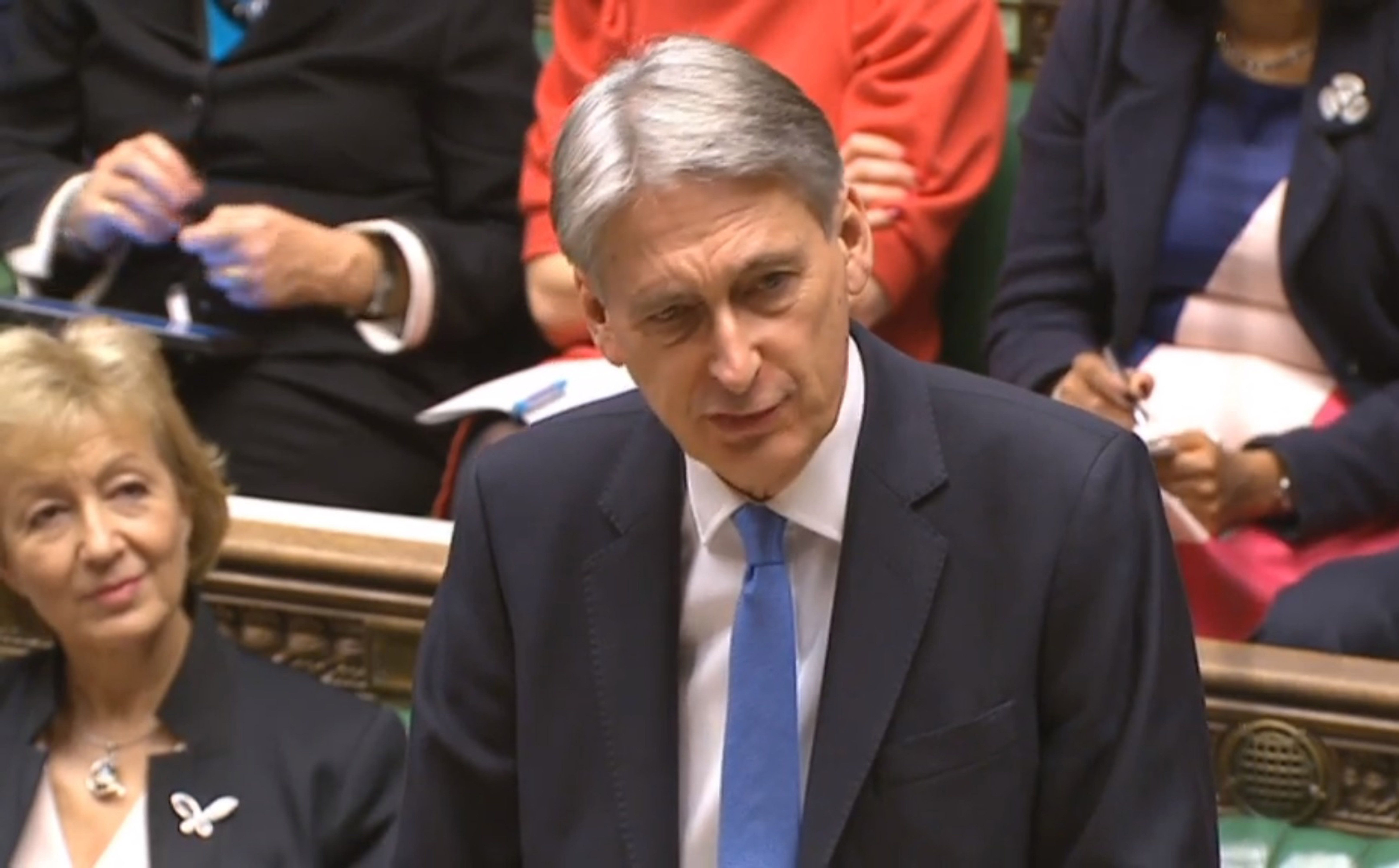 Budget 2017: Chancellor Reveals Grim Growth Forecasts Amid Climbdown On Universal