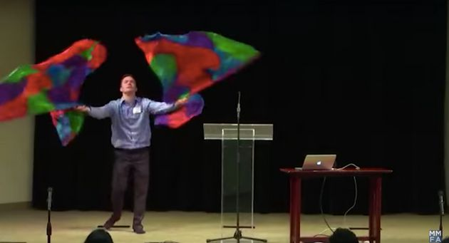 This anti gay interpretive flag dance may be the gayest thing we youtube massresistance malvernweather Gallery