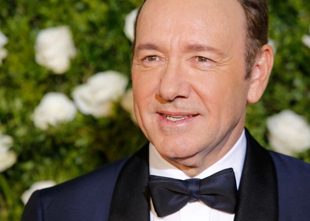 UK police investigating 2nd Spacey sex-assault claim