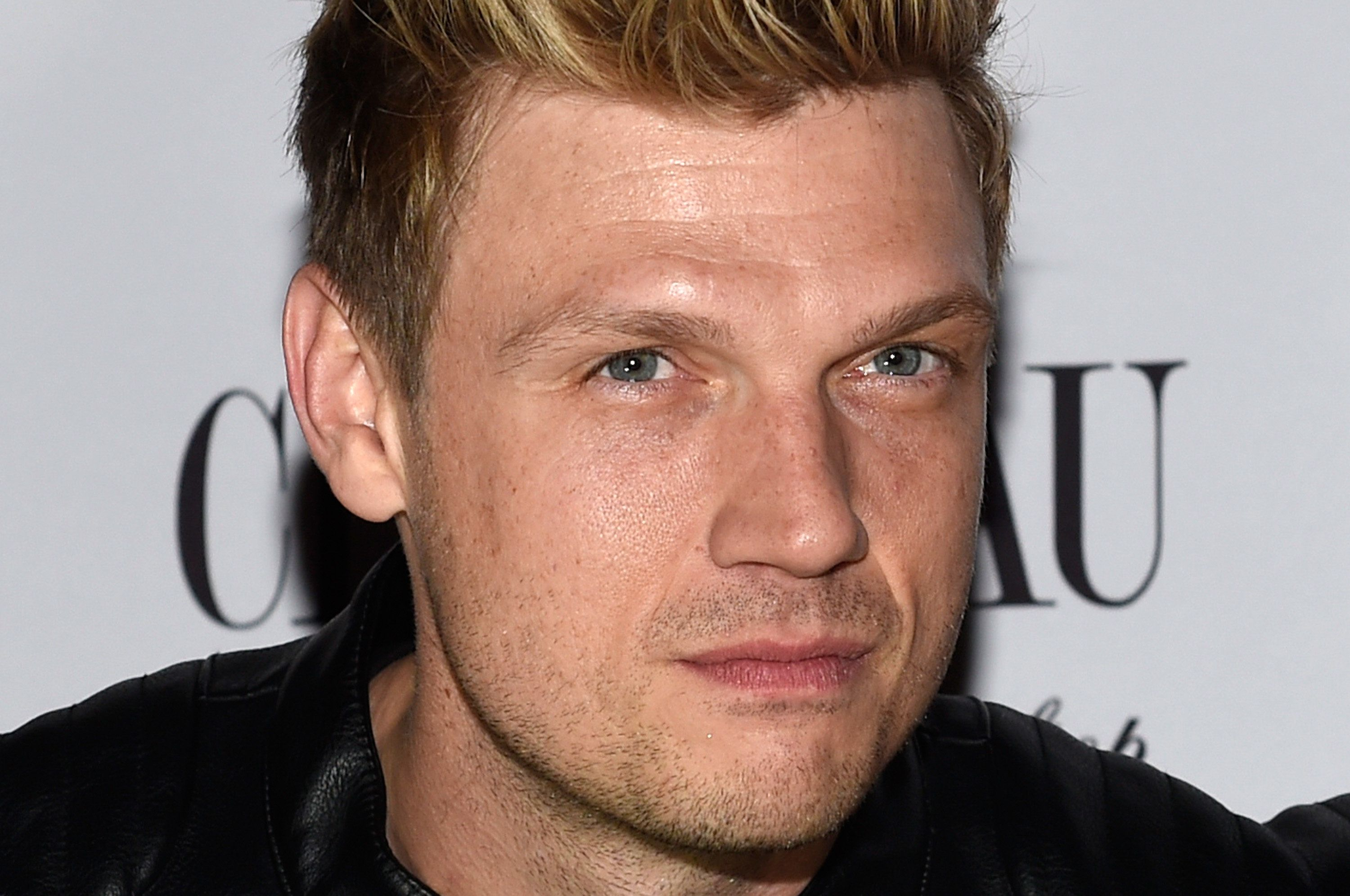 LAS VEGAS, NV - MARCH 02:  Singer Nick Carter of the Backstreet Boys attends the after party of the debut of the group's residency 'Larger Than Life' at the Chateau Nightclub & Rooftop at the Paris Las Vegas on March 2, 2017 in Las Vegas, Nevada.  (Photo by David Becker/Getty Images)