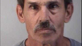 Bruce John Homer 61 is accused of purposely crashing his car to prove an intersection in Florida was unsafe