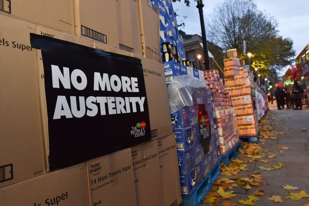 Five Problems With The Chancellor's Universal Credit