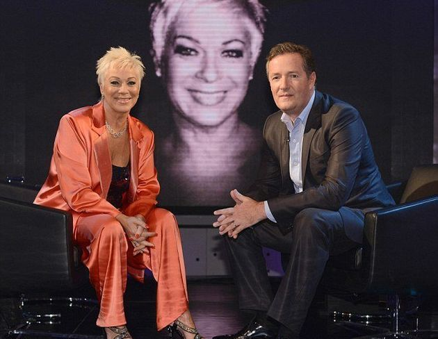 Denise Welch previously appeared on 'Piers Morgan's Life Stories' in
