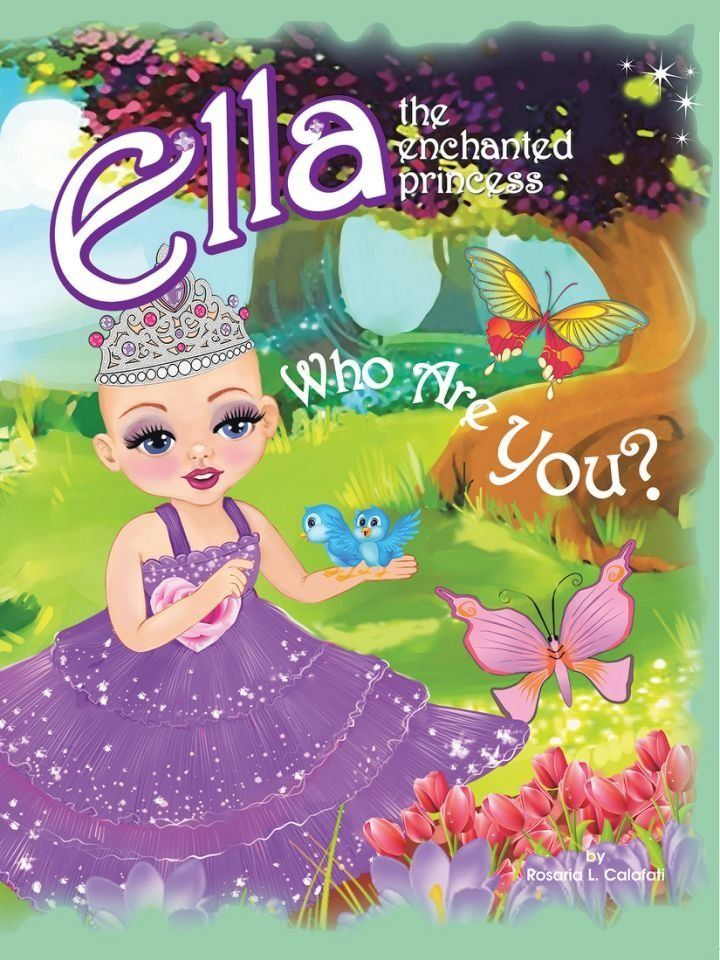 Ella the Enchanted Princess is a new children's book series that teaches kids self-worth.
