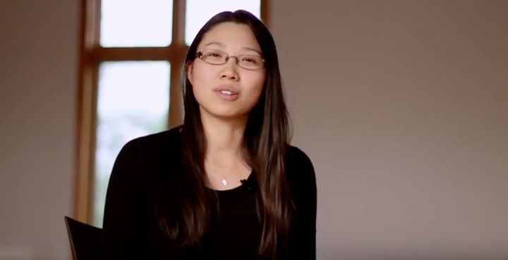 Liz Dong, a Dreamer from China, talks about what she's grateful for this Thanksgiving.