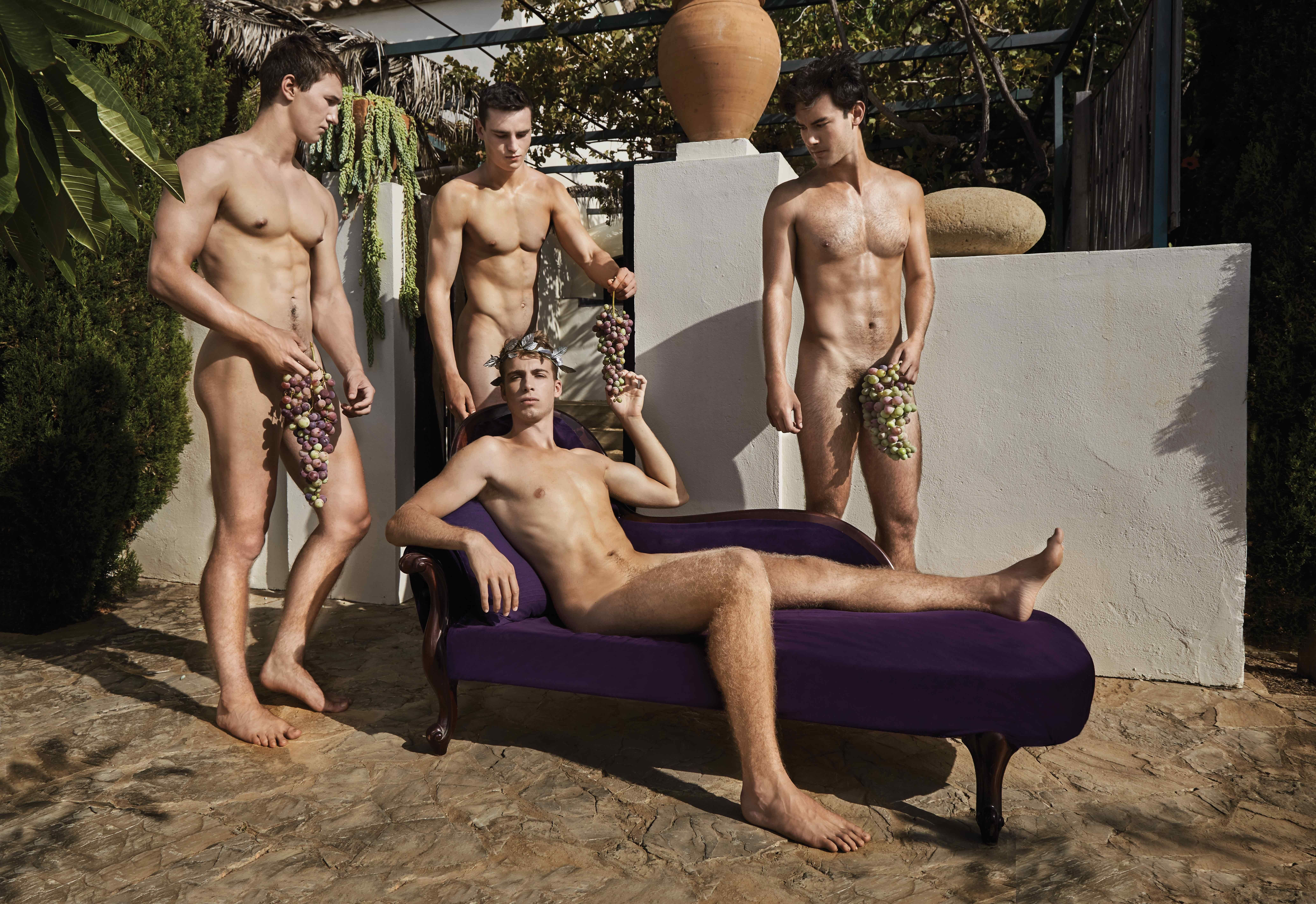 Proceeds from the sale of the 2018 Warwick Rowers calendar benefit Sport Allies, which is aimed at combating homoph