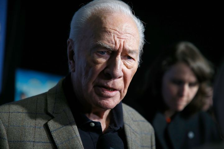 "Christopher Plummer is stepping into the scenes that had been filled by Kevin Spacey in ""All the Money in the World."" What's"