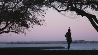 Each Thanksgiving the United American Indians of New England observes a National Day of Mourning