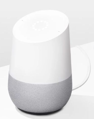 "<a href=""https://www.huffingtonpost.com/topic/google"">Google</a> Home, regularly <a href=""https://store.google.com/product/google_home"" target=""_blank"">$129</a>."