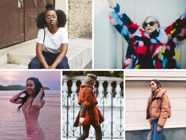 A glimpse of the world's top fashion trends of