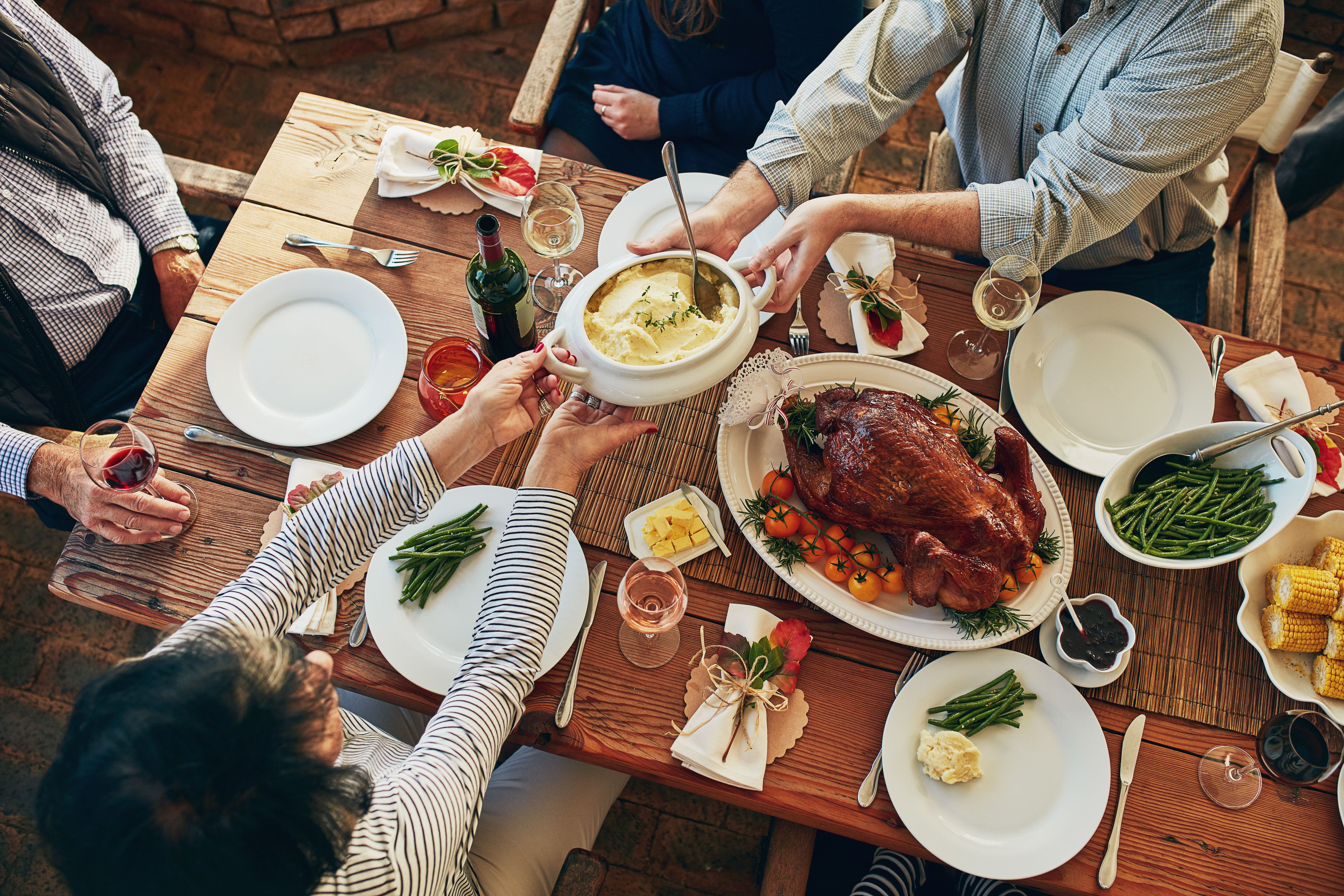 Asian-Americans Share Their Perfect Twists On The Classic Thanksgiving Feast