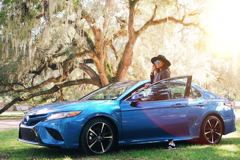 Me & the All new Sporty 2018 Camry