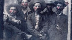 Billy The Kid Pictured With Man Who Shot Him In Rare Flea Market