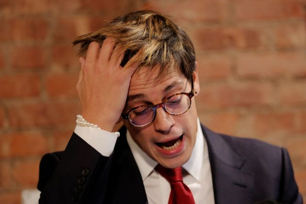 Milo Yiannopoulos, Mein Kampf... Why Is My Old School Obsessed With